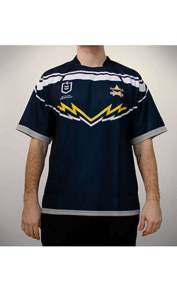 NRL NORTH QUEENSLAND COWBOYS JERSEY