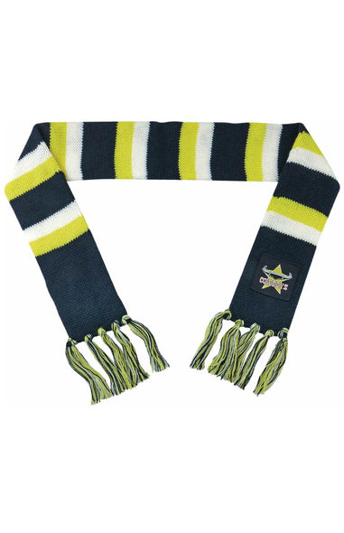 NRL NORTH QUEENSLAND COWBOYS BABY SCARF