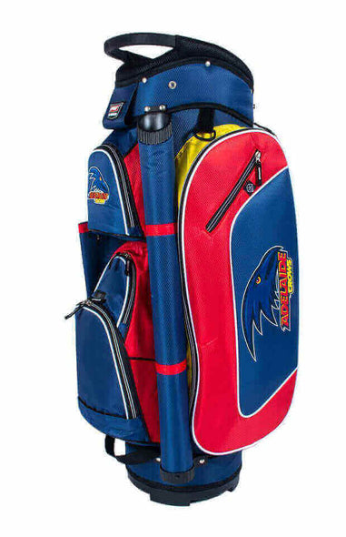 AFL ADELAIDE CROWS GOLF BAG