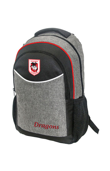 NRL ST GEORGE ILLAWARRA DRAGONS BACKPACK