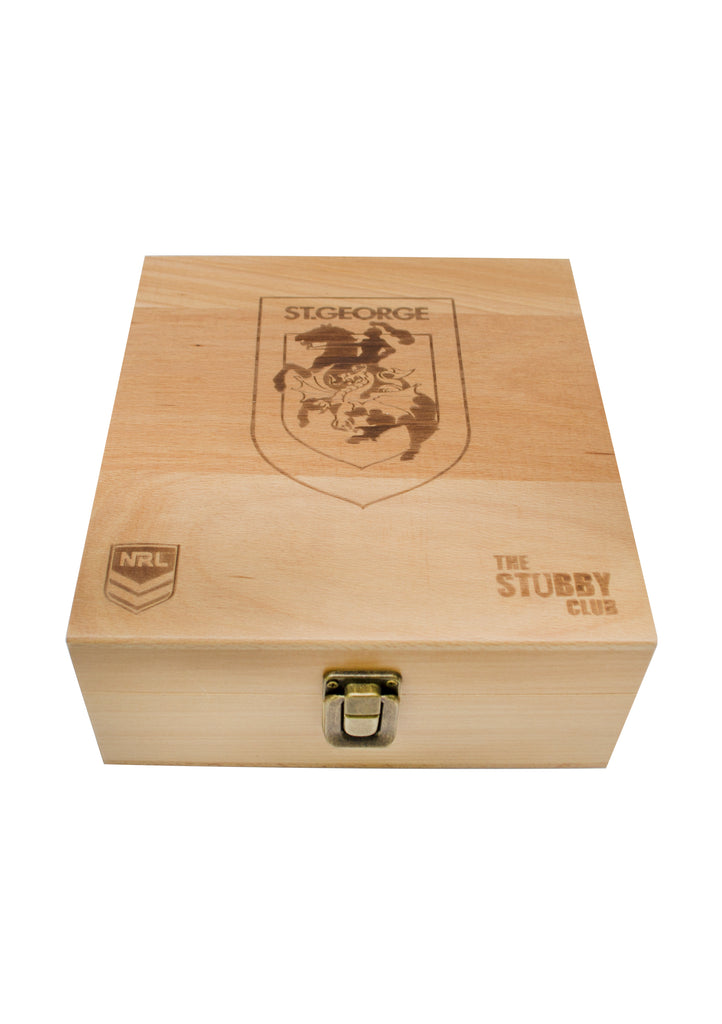ST GEORGE ILLAWARRA DRAGONS WHISKEY STONE SET WHOLESALE