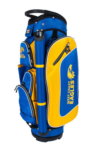 AFL WEST COAST EAGLES GOLF BAG