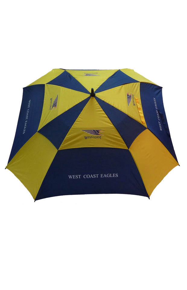 AFL WEST COAST EAGLES UMBRELLA