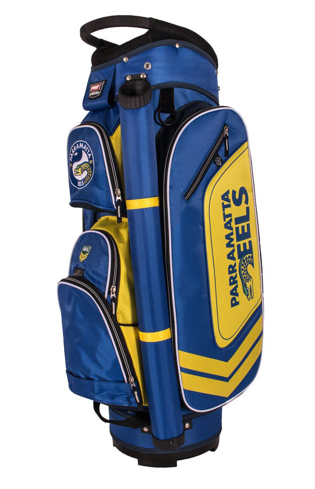 NRL PARRAMATTA EELS GOLF BAG