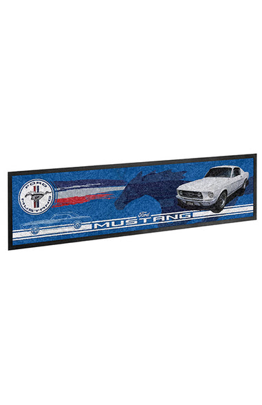 FORD MUSTANG BAR RUNNER