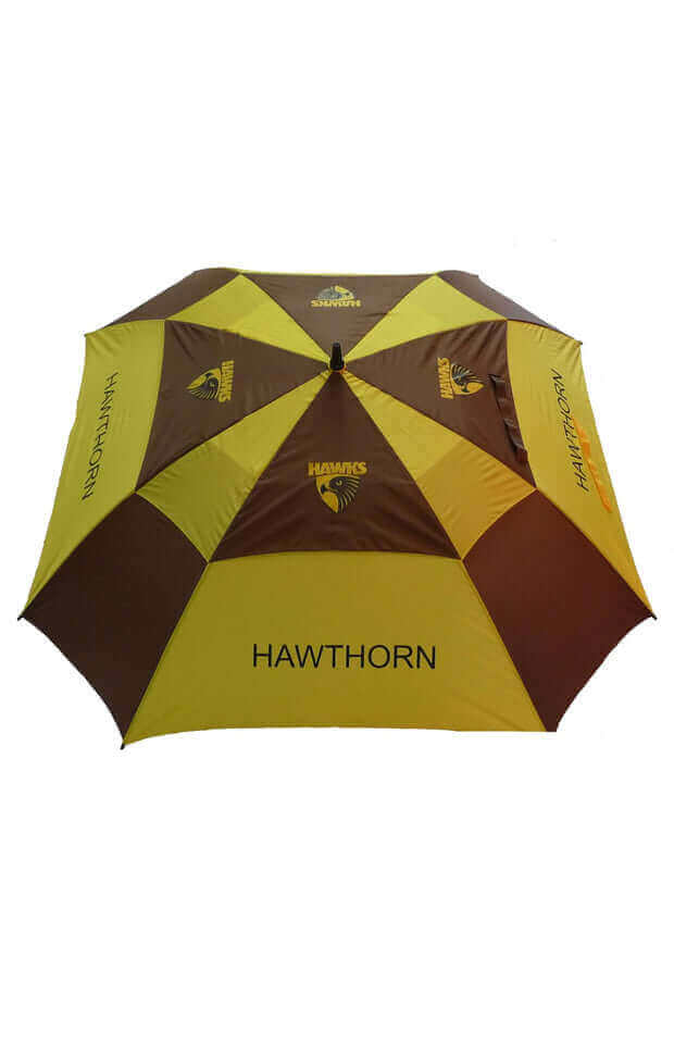 AFL HAWTHORN HAWKS UMBRELLA