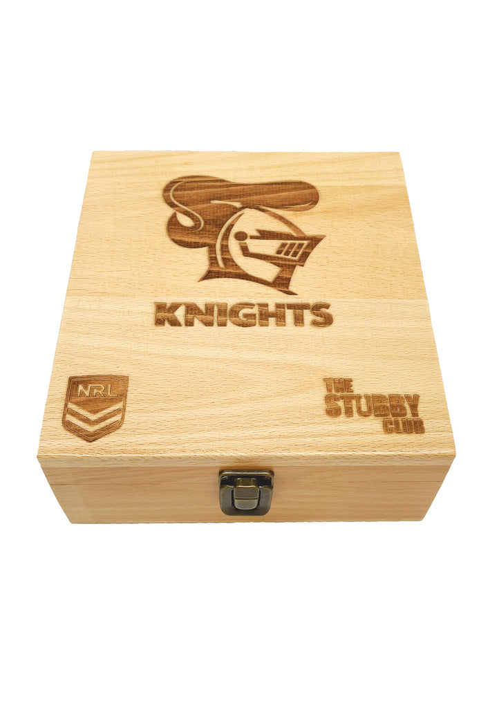 NEWCASTLE KNIGHTS WHISKEY STONE SET WHOLESALE