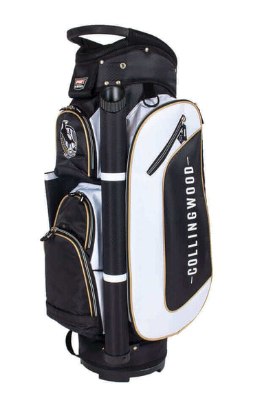 AFL COLLINGWOOD MAGPIES GOLF BAG
