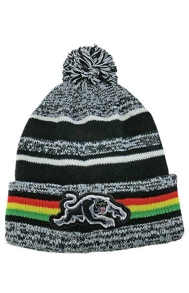 NRL PENRITH PANTHERS DYNAMO BEANIE