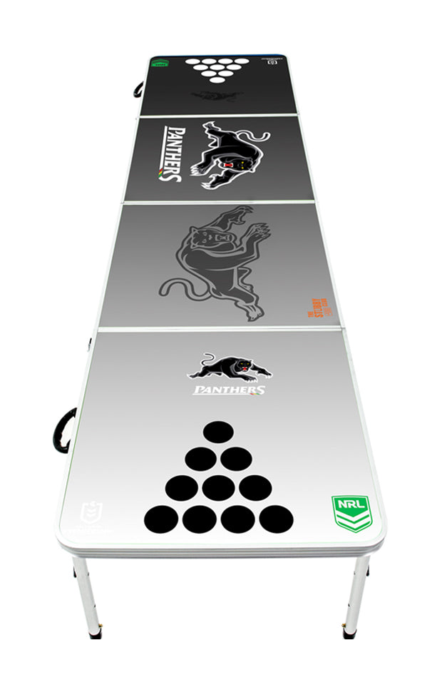 NRL Penrith Panthers Beer Pong Table