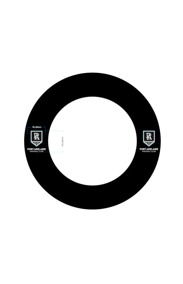 PORT ADELAIDE POWER AFL DARTBOARD SURROUND