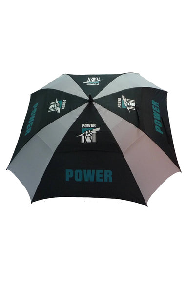AFL PORT ADELAIDE POWER UMBRELLA