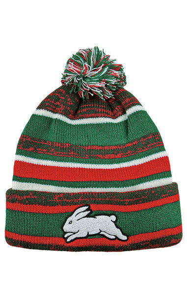NRL SOUTH SYDNEY RABBITOHS DYNAMO BEANIE