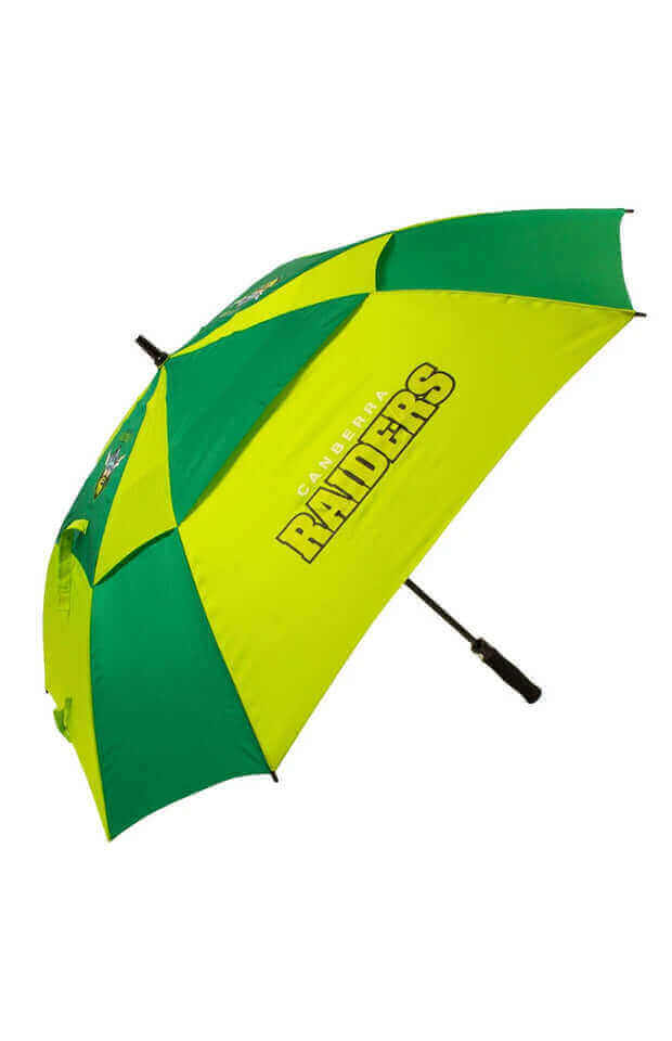 NRL CANBERRA RAIDERS UMBRELLA