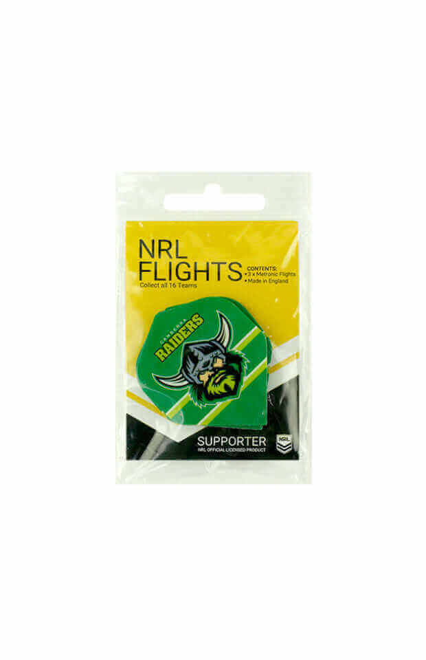 NRL CANBERRA RAIDERS FLIGHTS