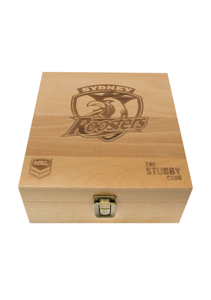 SYDNEY ROOSTERS WHISKEY STONE SET WHOLESALE