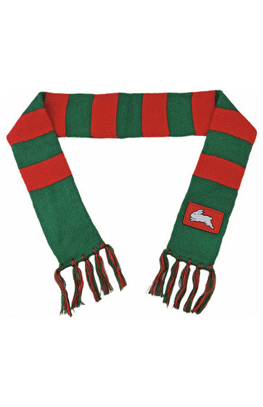 NRL SOUTH SYDNEY RABBITOHS BABY SCARF