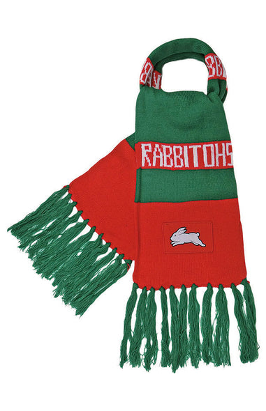 NRL SOUTH SYDNEY RABBITOHS BAR SCARF