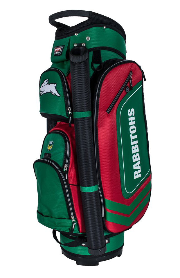 NRL SOUTH SYDNEY RABBITOHS GOLF BAG