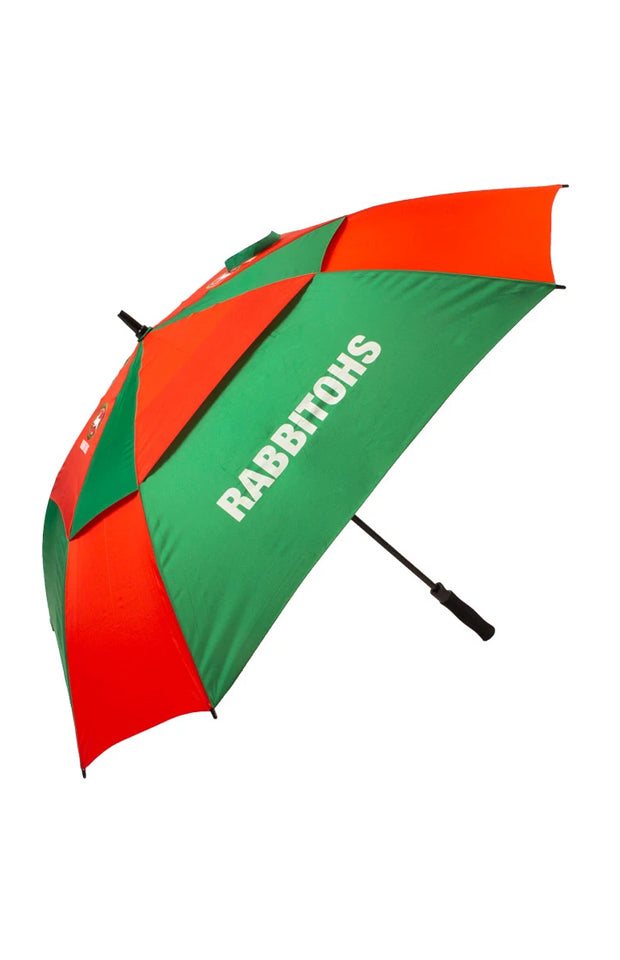 NRL SOUTH SYDNEY RABBITOHS UMBRELLA