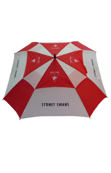 AFL SYDNEY SWANS UMBRELLA