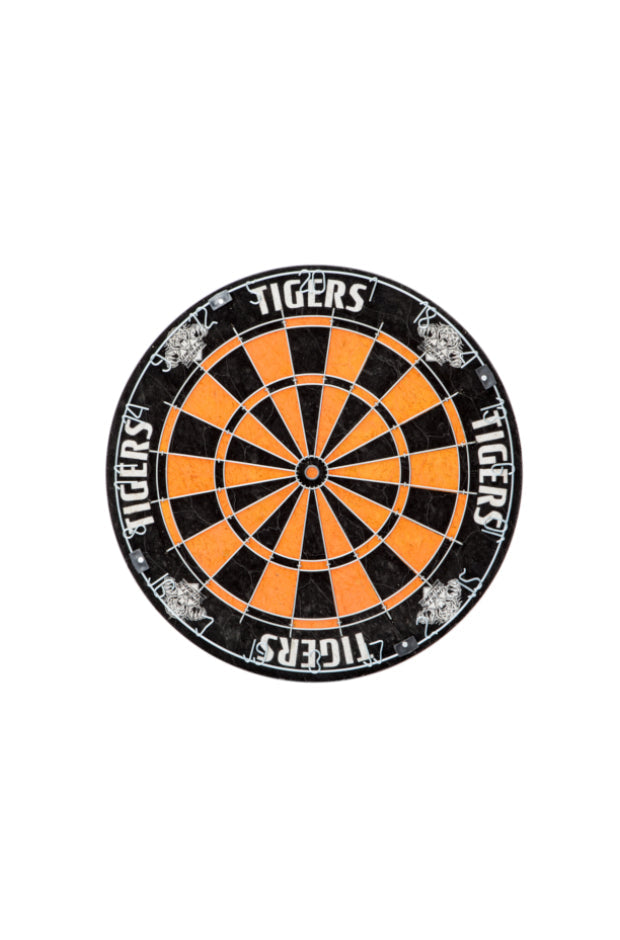 NRL Wests Tigers Dartboard
