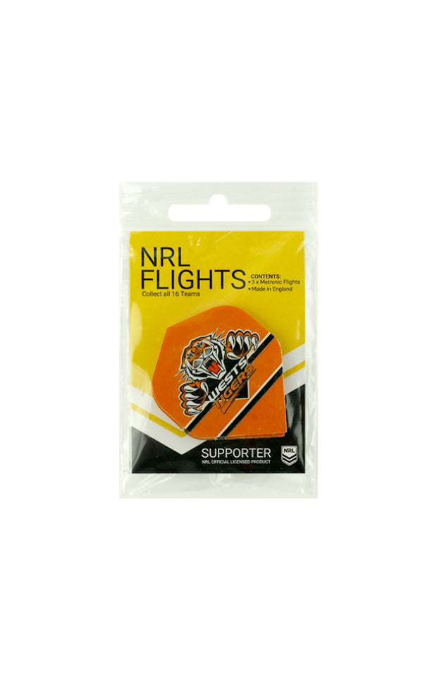NRL WESTs TIGERS FLIGHTS