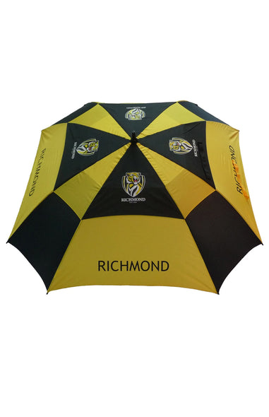 AFL RICHMOND TIGERS UMBRELLA