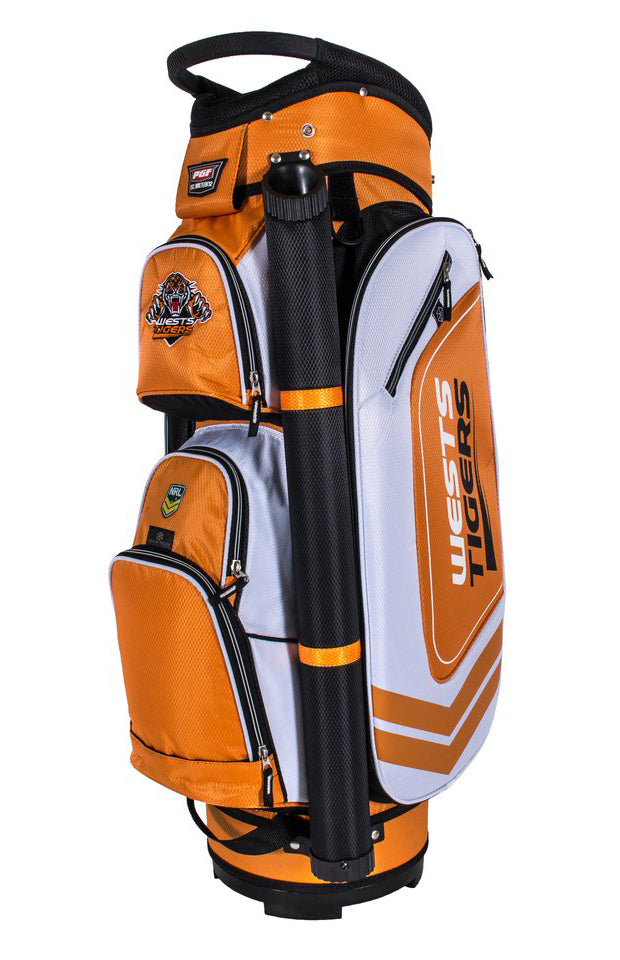 NRL WEST TIGERS GOLF BAG