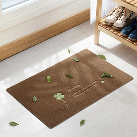 Non-slip Bath Mats Rugs Entrance Doormat Absorbent Bath Carpet Bedroom Living Room Floor Mats for Home Decoration