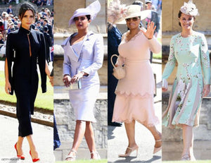The best dressed at the royal wedding!