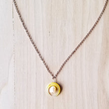 Luna Y Sol Rose Gold Necklace