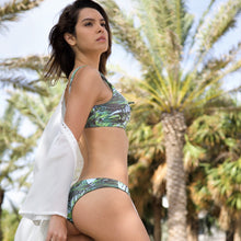 Bimini Reversible Cheeky Bottoms- Hemp Leaf