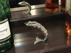 Fish Beer Bottle Opener on Bar by Evvy