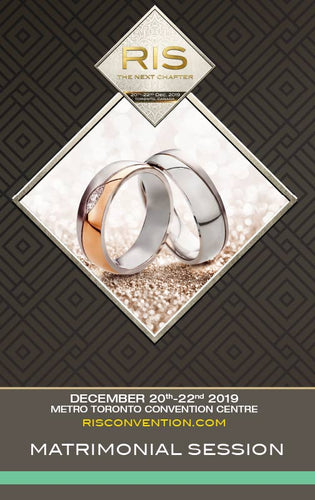 RIS 2019 Saturday 11AM-3PM Matrimonial - Sister