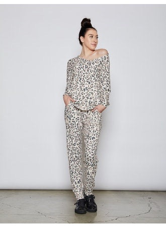 Leopard Love Joggers