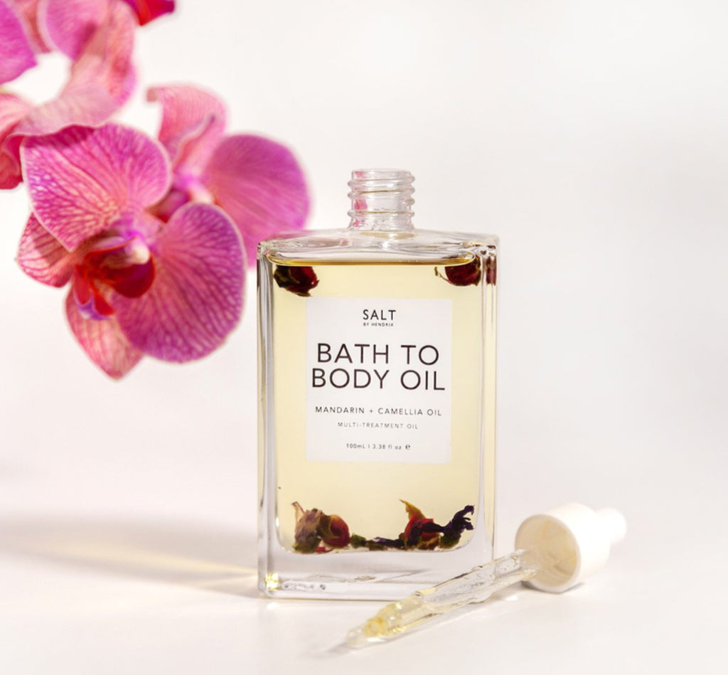 Bath to Body Oil - Wonder and Luck