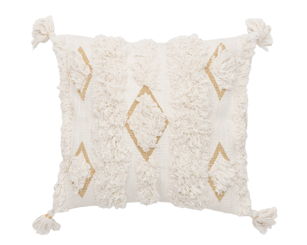 Emerson cushion - Cream - Wonder and Luck