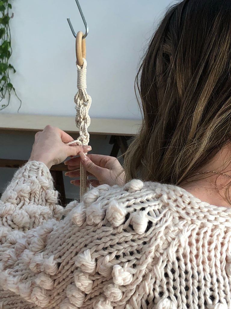Private Macrame Workshop - Wonder and Luck