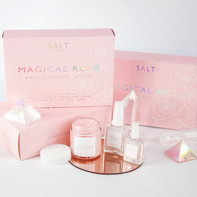 Gift Set - Magical Rose - Wonder and Luck