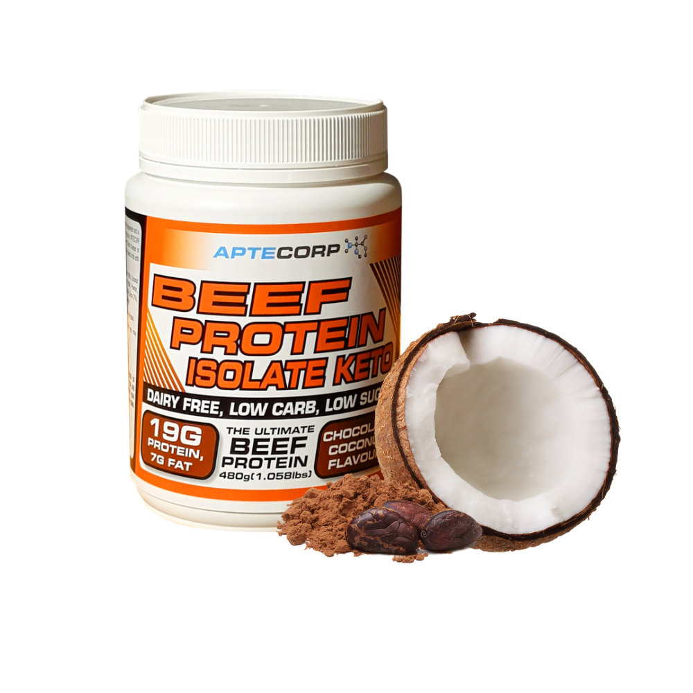 Chocolate Coconut Keto Beef Protein Isolate
