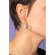Load image into Gallery viewer, Crystal Amulet Earrings