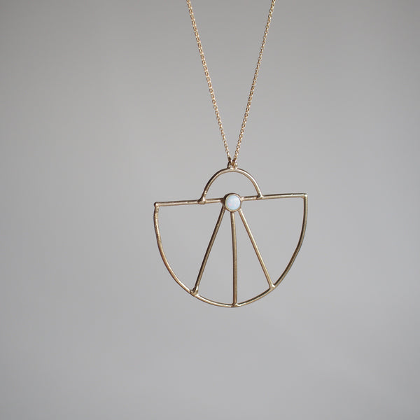 SOLD OUT Beam Necklace