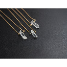 Load image into Gallery viewer, Mini Crystal Necklace