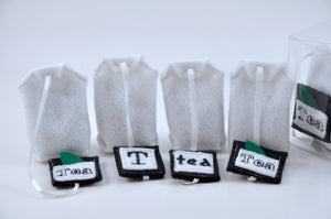 English High Tea Bags (Customizable with a monogram)