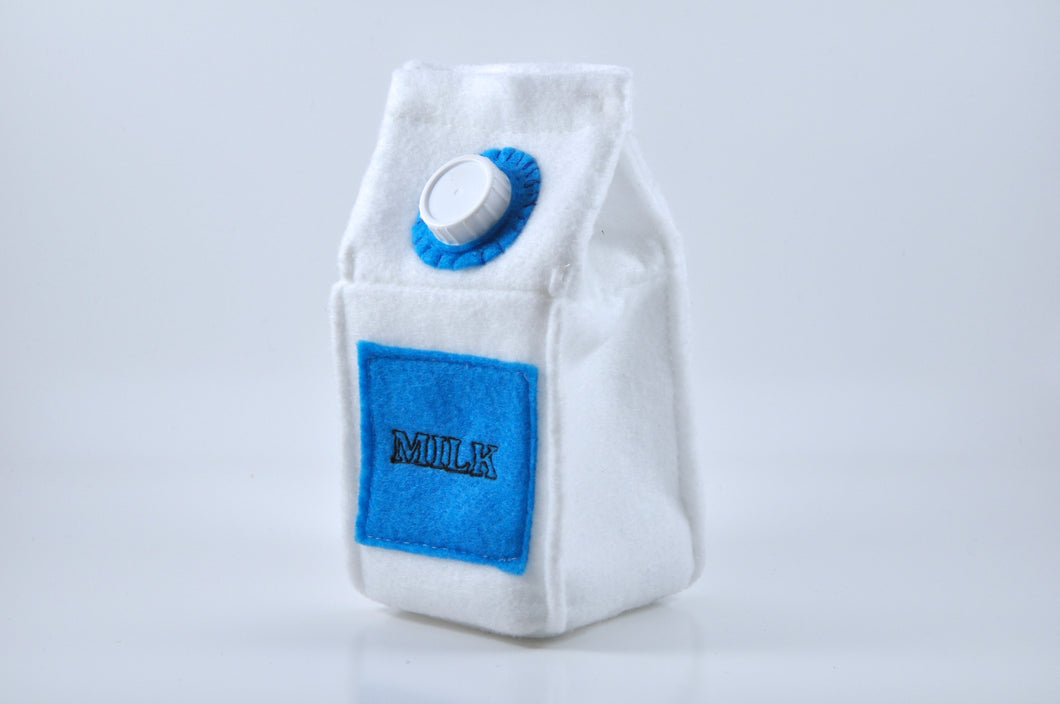Refillable Milk Carton