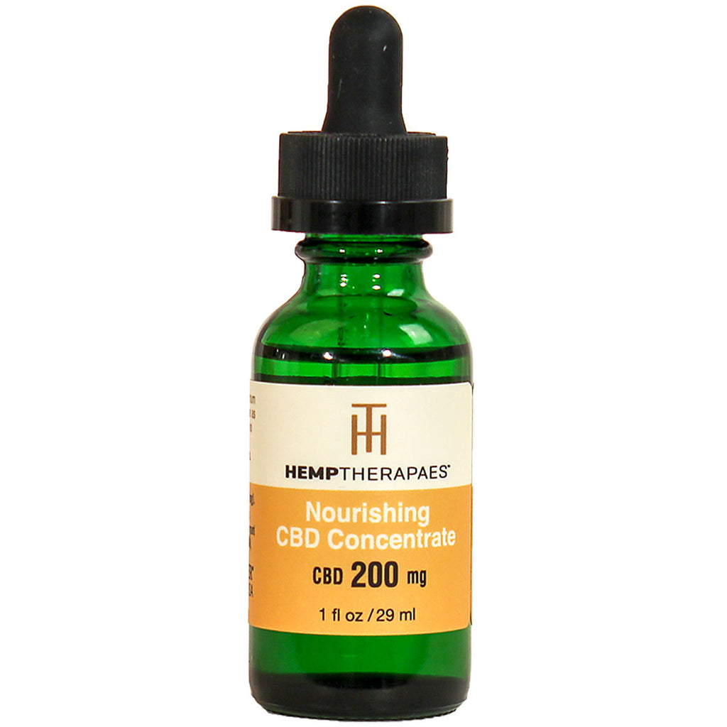 Hemptherapaes Nourishing CBD Concentrate