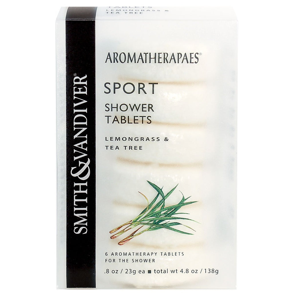 Aromatherapaes Sport Spa Shower Tablets