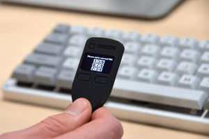 Trezor One - Cryptocurrency Hardware Wallet (Black) - BitcoinWalletSG