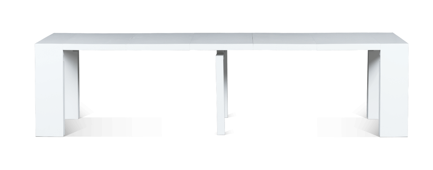 La Transformer Table 3.0 + Blanc arctique